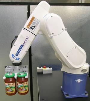 Verpakkingsrobot